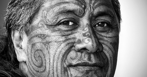 Maori Tribe New Zealand Body Tattoos: Māori Culture